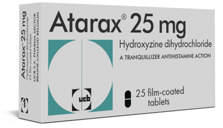 Atarax 25 mg